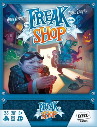 Freakshop_Cover